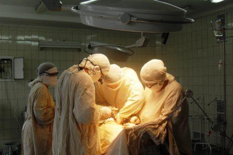 Екзентирація малого тазу з формуванням штучного сечового міхура